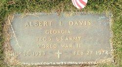 Albert L Davis