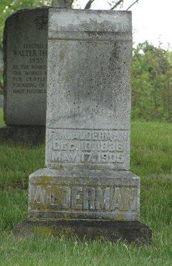 Francis Marion F.M. Alderman