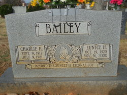 Charles Henry Bailey