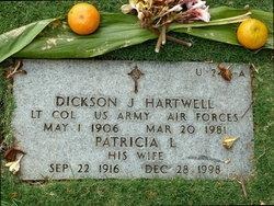 Patricia L Hartwell