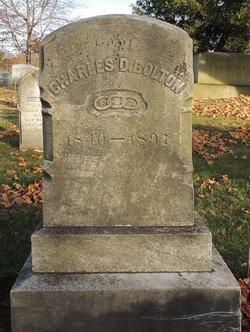 Capt Charles D. Bolton