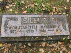 Alma Jeanette <i>Phillips</i> Billips