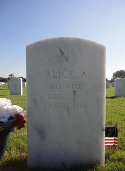 Alice A Jensen