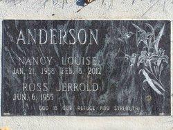 Nancy Louise <i>Hammond</i> Anderson