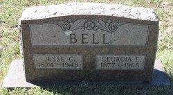 Georgia E. <i>Sanders</i> Bell