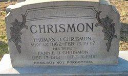 Fannie B. Chrismon