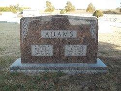 Myrtle Ivy Adams
