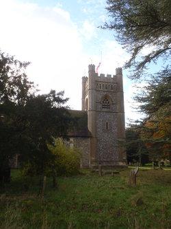 Hambleden (St. Mary) New Churchyard