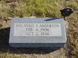 Orlando T Anderson