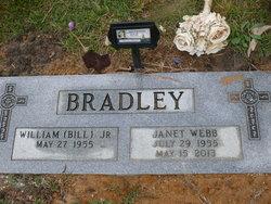 Janet <i>Webb</i> Bradley