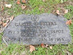 Carter Douglas Peters