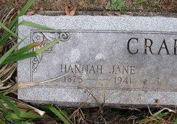 Hannah Jane <i>Parker</i> Craft