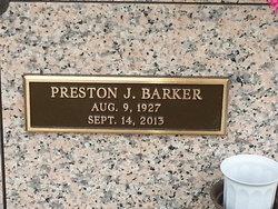 Preston Joe Barker