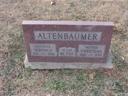 Christena <i>Schroeder</i> Altenbaumer