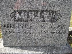 Benjamin Mulley