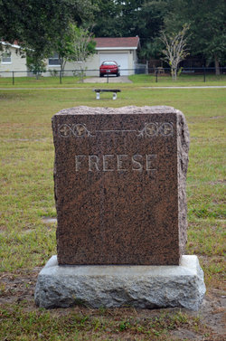 Joseph Wilson Freese