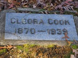 Cleora Cook
