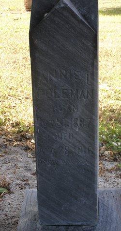 Annie L. Coleman