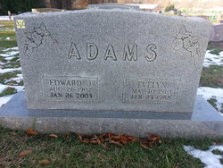 Evelyn <i>DeHaven</i> Adams