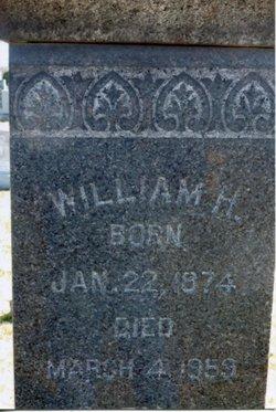 William Henry Adams