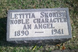 Letitia <i>Amram</i> Skorish