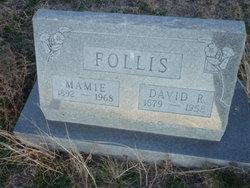 Mary Ellen Mamie <i>Neal</i> Follis