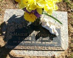 Maizie M. <i>Hooper</i> Fitzgerald