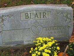 Barbara Ann <i>Heacock</i> Blair