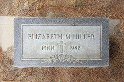 Elizabeth M Hiller
