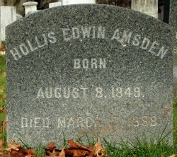 Hollis Edwin Amsden