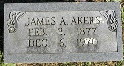 James Abner Akers