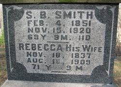 Rebecca <i>Lahr</i> Smith