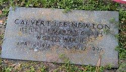 Calvert Lee Newton