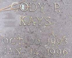Cody Pryor Kays