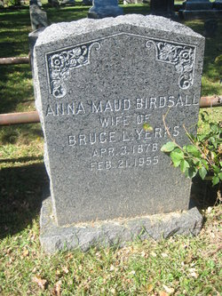 Anna Maud <i>Birdsall</i> Yerks