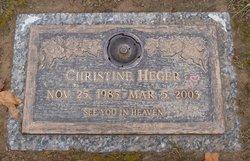 Christine Elizabeth Michele Heger