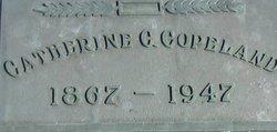 Catherine Caudle <i>Earhart</i> Copeland