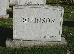 John Gerald Robinson