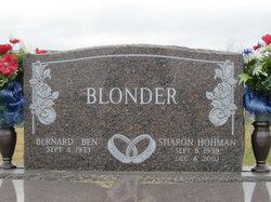 Sharon Jean <i>Hohman</i> Blonder