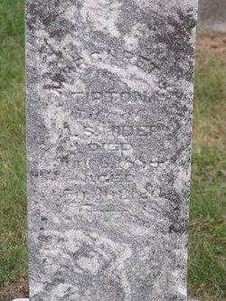 Margaret J. <i>Tipton</i> Hider