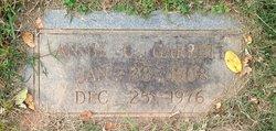 Annie C Garrett