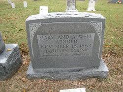 Maryland <i>Atwell</i> Arnold