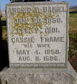 Archie T Daniel