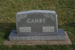 Georgiana <i>Page</i> Canby