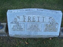 Dorothy or Dorothea <i>Freund</i> Frett