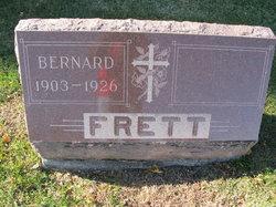 Bernard Frett