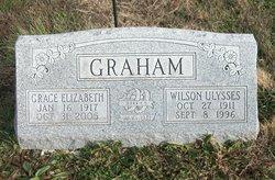 Grace Elizabeth <i>Moxley</i> Graham