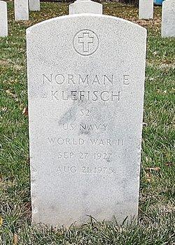 Norman E. Klefisch