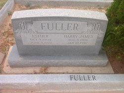 Harry James Jim Fuller