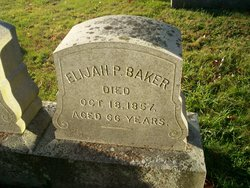 Elijah P. Baker